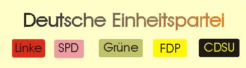 Deutsche Einheitspartei